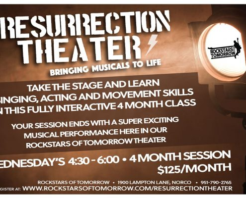 Resurrection Theater Image